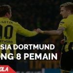 Gebrakan baru, Dortmund Borong 8 Pemain Muda