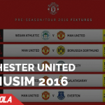 Manchester United Free Season 2016/2017