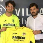 Alexander Pato bahagia bersama Villarreal