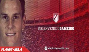 Kevin Gameiro Resmi Jadi Milik Atletico Madrid