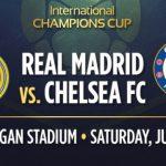 Hasil ICC 2016 Real Madrid Menang Tipis Atas Chelsea
