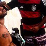 Kisah Miris Adriano Yang Kini Dekat Dengan Narkoba
