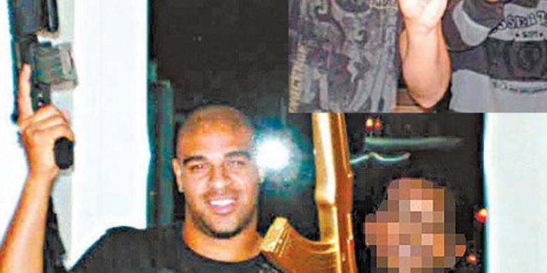 Adriano Dekat Dengan Kelompok Kejahatan dan Narkoba
