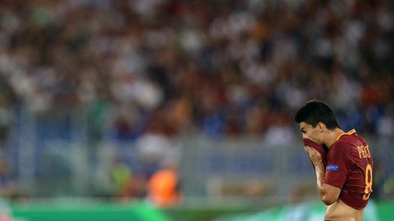 AS Roma Gagal Masuk ke Babak Penyisihan Liga Champion 2016