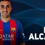 RESMI : Barcelona Datangkan Alcacer Dari Valencia