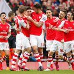 Wenger Yakin Arsenal Mampu Bersaing Dengan Setan Merah