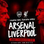 Berita Prediksi Arsenal vs Liverpool 14 Agustus 2016