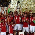 Bayern Munchen Raih Trofi Pertama
