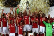 Bayern Munchen Juara Piala Super Jerman 2016