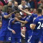 Gol Telat Costa Beri Kemenangan Untuk Chelsea
