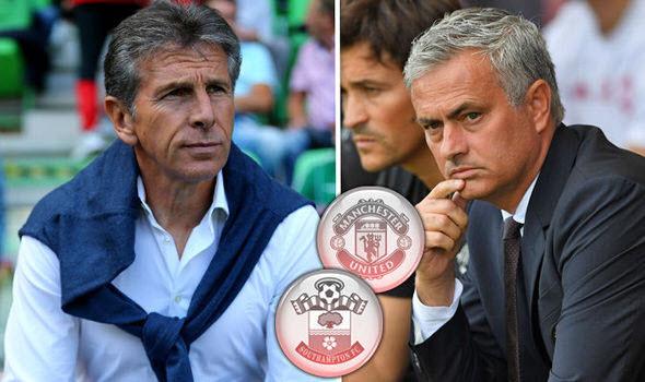 Duel Pelatih Baru, Claude Puel vs Mourinho