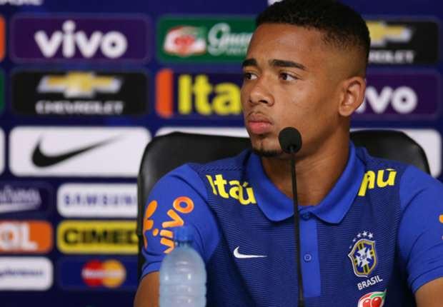 Gabriel Jesus Resmi ke Manchester City