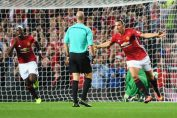 Ibrahimovic Cetak 2 Gol Antarkan Kemenangan Untuk MU