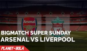 Laga Bigmatch Perdana, Arsenal Vs Liverpool