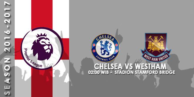 Laga Penutup Week 1 Liga Premier Inggris, Chelsea Vs West Ham