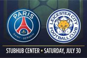 Leicester City Vs PSG di ICC 2016