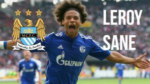 Leroy Sane Gabung Ke City