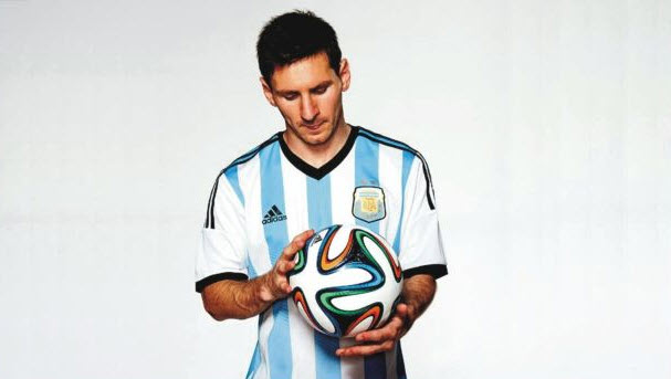 Lionel Messi Resmi Kembali Perkuat Tim Tango Argentina