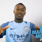 RESMI : Manchester City Dapatkan Marlos Moreno