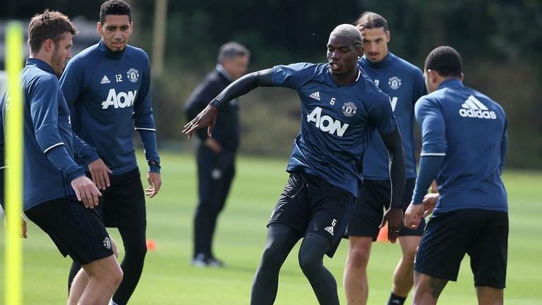 Paul Pogba Jalani Latihan Bersama Sebelum Hadapi Southampton