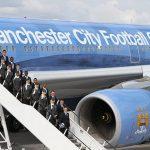 Kabin Terbakar, Kru Manchester City Tunda Penerbangan