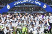 Piala Super Eropa Jatuh Ke Tangan Real Madrid