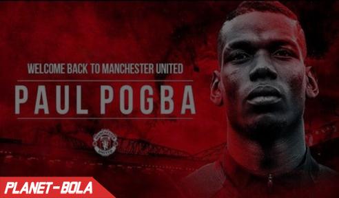 Pogba, Walcome Back