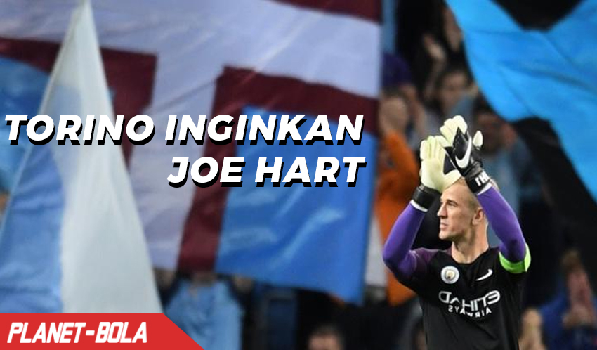 Torino Inginkan Joe Hart