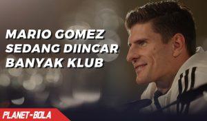 Mario Gomez Sedang Diincar Banyak Klub