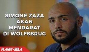 Simone Zaza Akan Mendarat di Wolfsburg