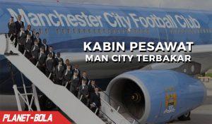 Kabin Pesawat Manchester City Terkabar