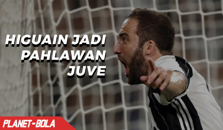 Higuain Antarkan Juventus Libas Fiorentina