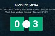 Real Madrid Raih Kemenangan di Laga Perdana La Liga Spanyol 2016