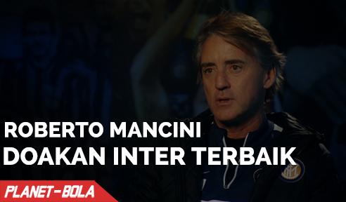 Roberto Mancini Doakan Inter Terbaik