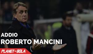 Roberto Mancini Resmi Keluar dari Inter Milan