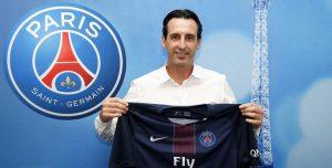 Unai Emery, Pelatih Baru PSG