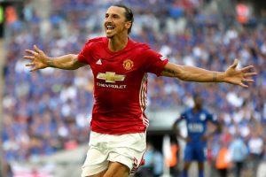Zlatan Ibrahimovic Jadi Penentu Kemenangan MU