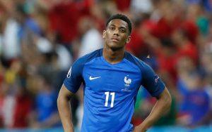 Anthony Martial Belum Bisa Lupakan Kekalahan Prancis Di Final Euro 2016