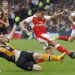 Arsenal Kalahkan Hull City Dengan Skor 4-1