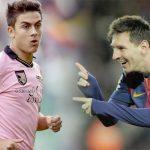 Dybala Hanya Butuh Waktu Untuk Setara Dengan Messi