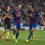 Hasil Pertandingan Atletico vs Barcelona Berimbang
