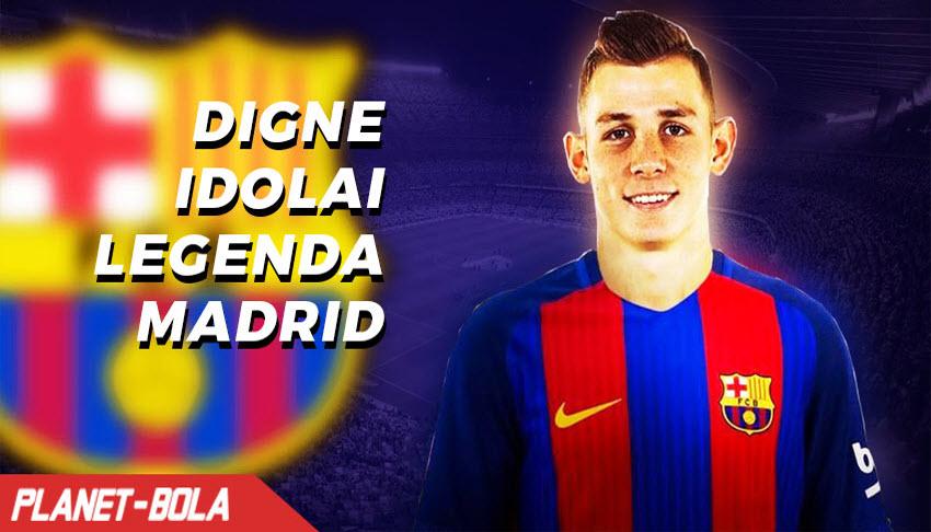 Lucas Digne Diam-Diam Idolai Legenda Madrid