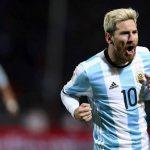 Messi Antarkan Argentina Menang Tipis Lawan Uruguay