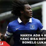 Everton hanya ijinkan Lukaku pindah ke 4 klub ini