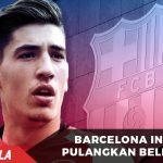 Barcelona ingin pulangkan Hector Bellerin
