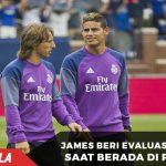 Real Madrid Puncaki Klasemen Liga Spanyol, James Beri Evaluasi