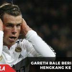 Gareth Bale beri Sinyal hengkang ke Manchester United ?