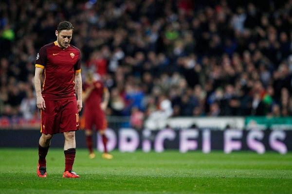 Totti Masih Dibutuhkan Oleh Roma