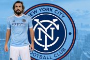 Andrea Pirlo Pemain Anyar New York City