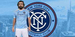 Andrea Pirlo Pemain Anyar New York City